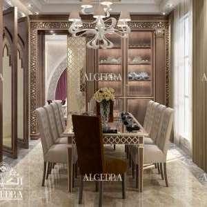 Islamic Villa Decoration