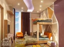Small Kids Bedroom Design