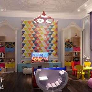 Beautiful Kids Bedroom Design