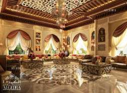 Beautiful Majlis Interior Design