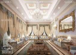 majlis interior for men by algedra