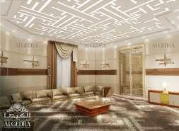 beautiful arabic majlis design
