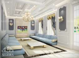 classic majlis design by Algedra