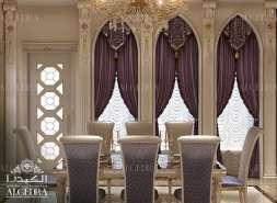 classic dining interior