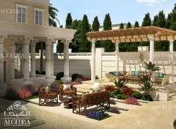 Elegand Landscape designs by Algedra