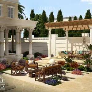 Elegand Landscape designs by Algedra