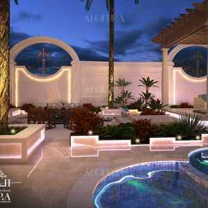 landscape design in dubai