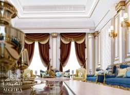 beautiful majlis design by Algedra
