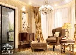 Beautiful Family sitting room design