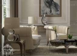 Small living room interior by Algedra