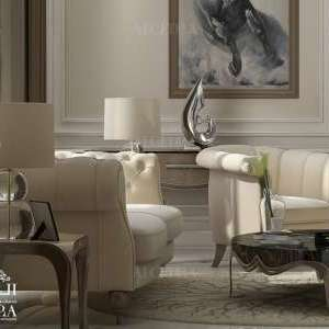 Small living room interior by Algedra