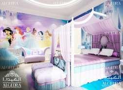 beautiful girl bedroom design