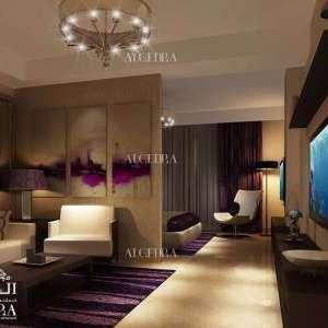 hotel Living Room interior design