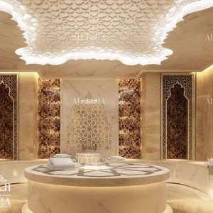 Lobby Luxury Design for hotel