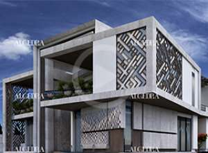 One of Algedra's projects in the Jumeirah area in Dubai