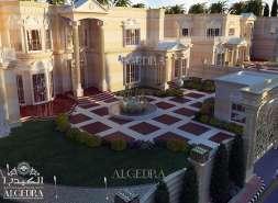 Villa Landscape Designs