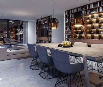 Ev Dekorasyonu Sofistike Hale Getirmek için İpuçları - Londra Stili