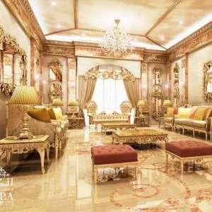 Majlis Design - Large Majlis Room