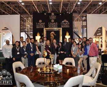 Successful participation of Algedra Group concludes at index 2018