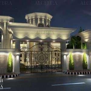 boundary gate design