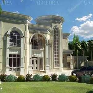 exterior design villa