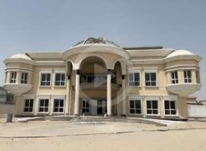 مشروع فيلا جديد قيد التنفيذ في إمارة دبي