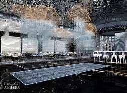 restoran iç tasarımı