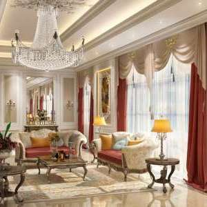 Riyadh City - A Luxurious Villa