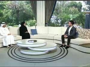 مقابلة م. طارق سكيك رئيس قسم التصميم في مجموعة الكيدرا على قناة الشارقة