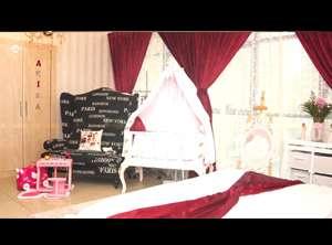 تصميم غرفة نوم للأطفال بنمط الأميرات من الكيدرا