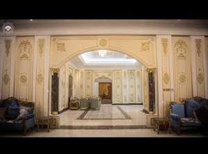 ديكورات داخلية وخارجية لقصر في دبي من مجموعة الكيدرا
