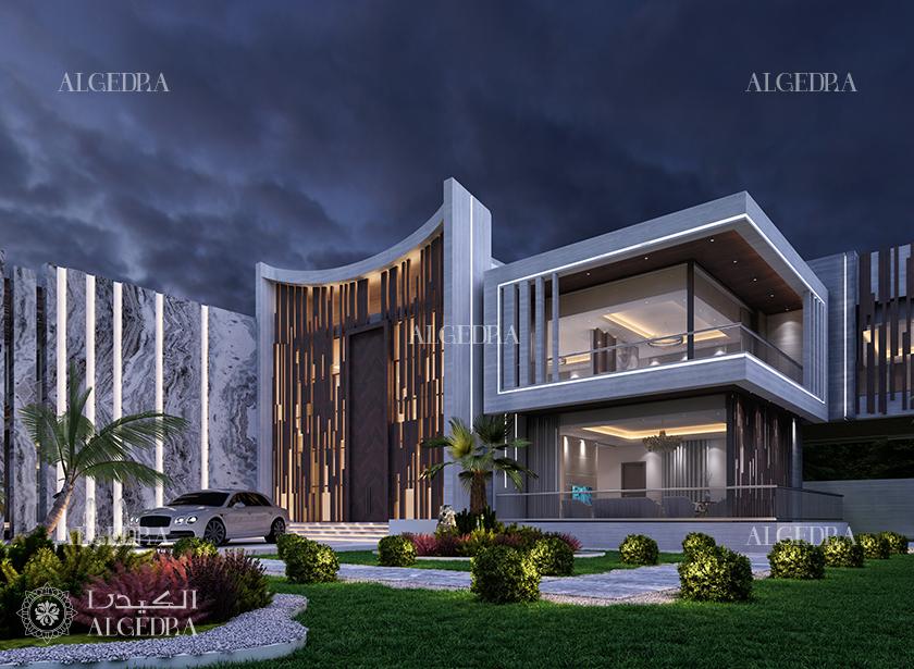 Villa Dış Tasarım