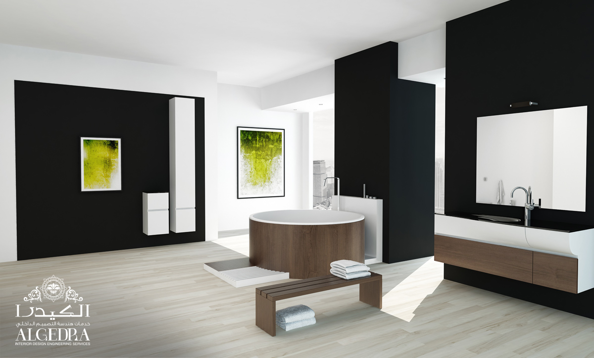 beautiful bathroom interior design