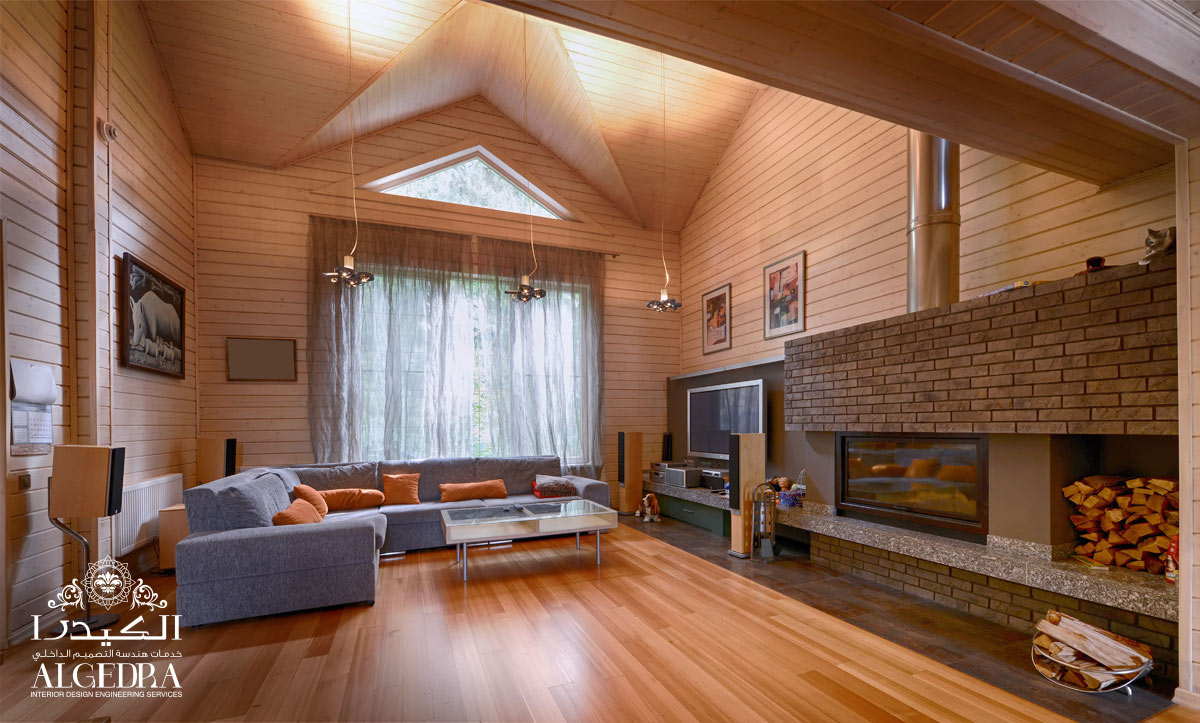 Wooden cladding Texture