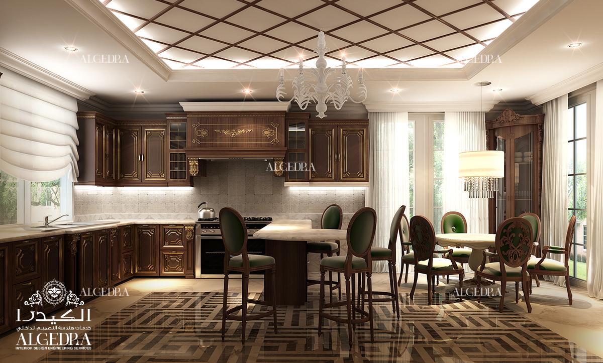 Colonial Style in Interior design
