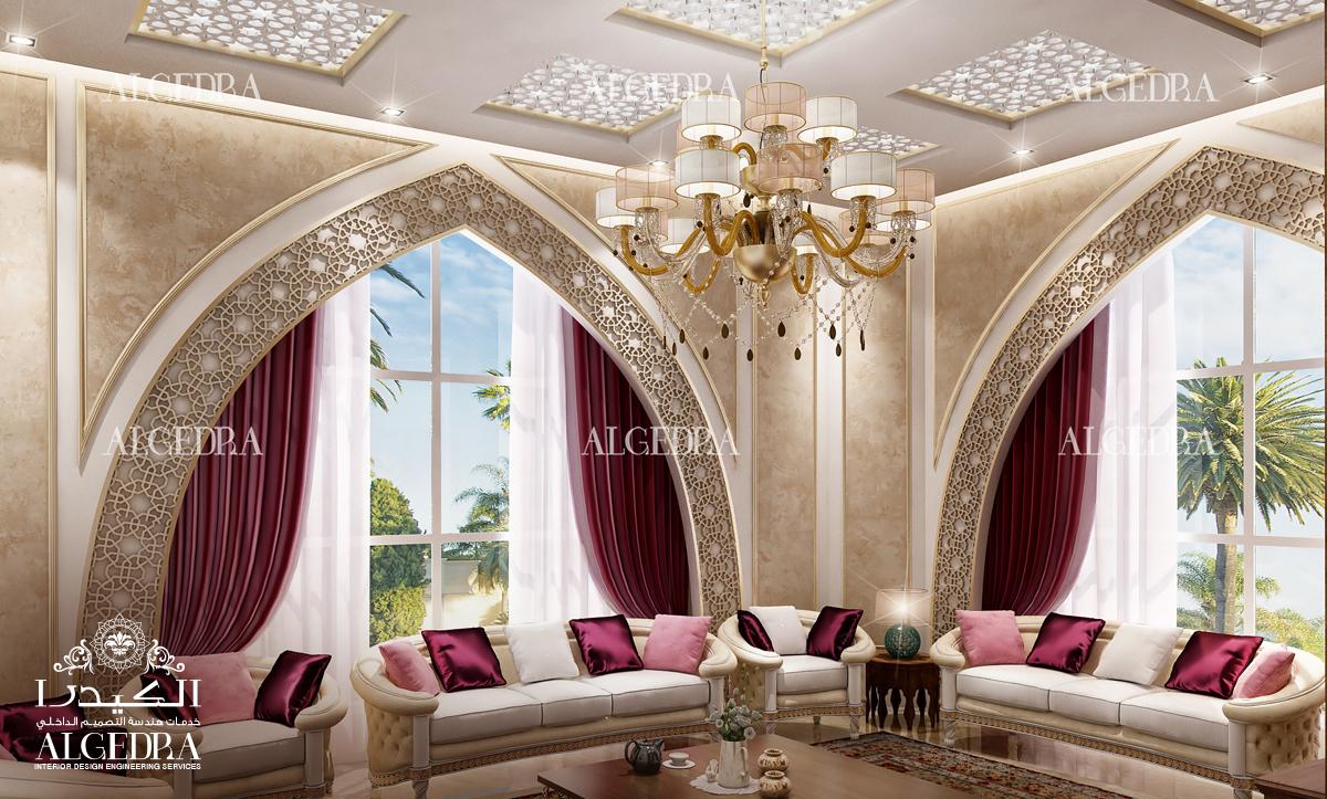 luxury majlis interior design