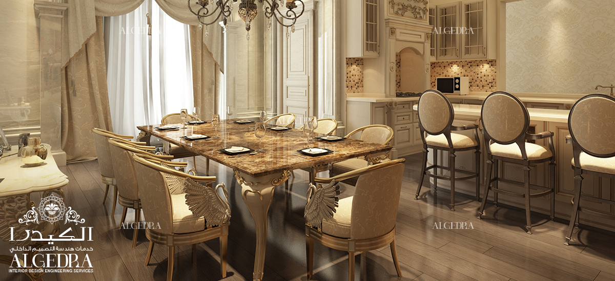 French Country interior style