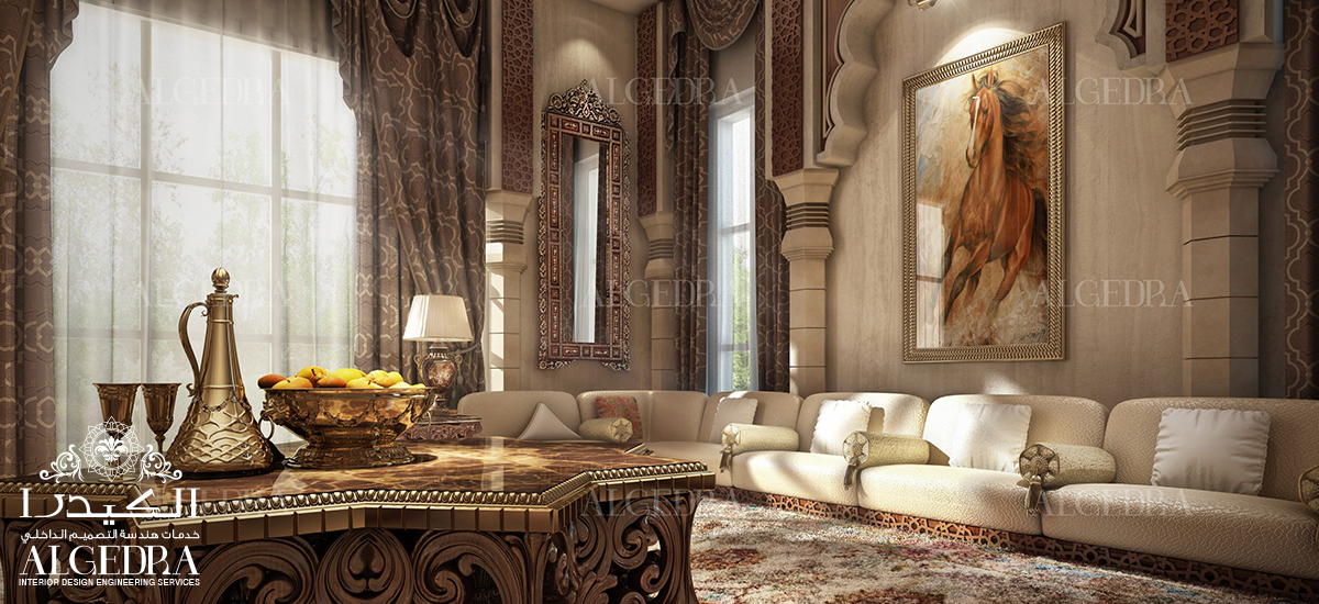Moroccan style Design