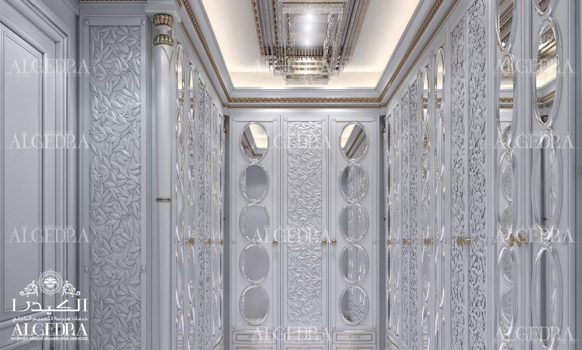 traditional closets