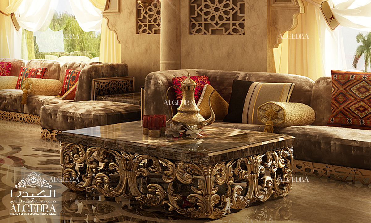 Furniture Art Nouveau Interior