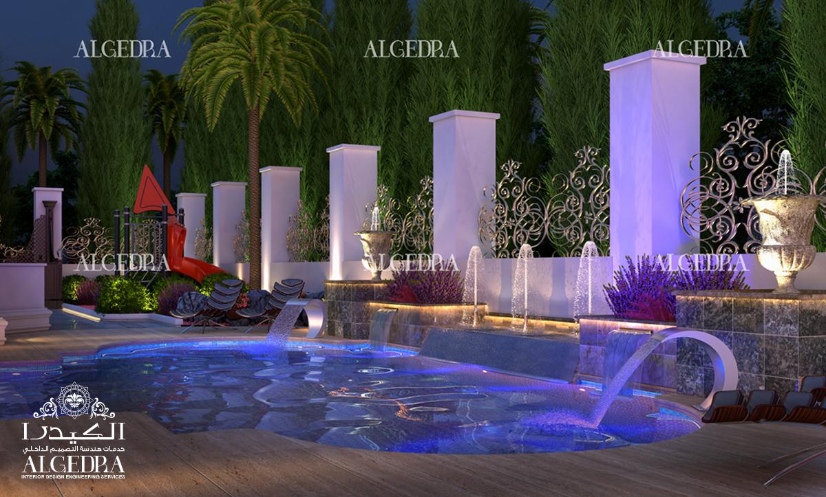 comfortable pool design