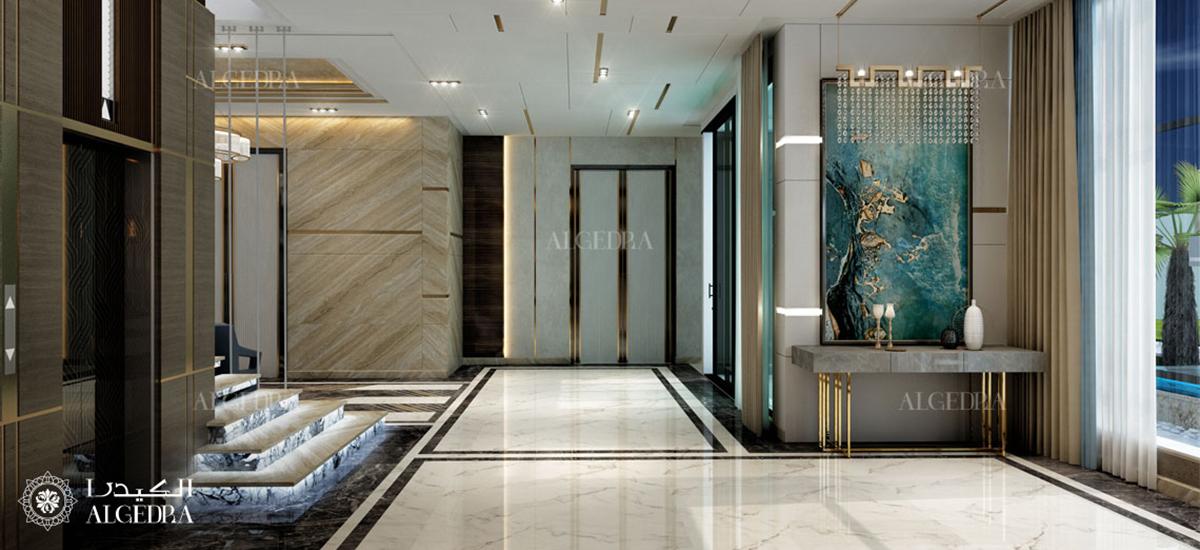 شركة تصميم داخلي في اسطنبول