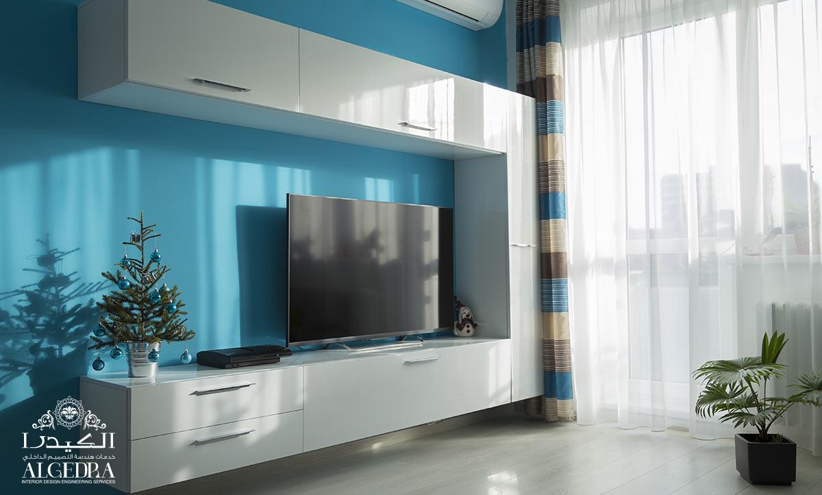 Bright color decoration