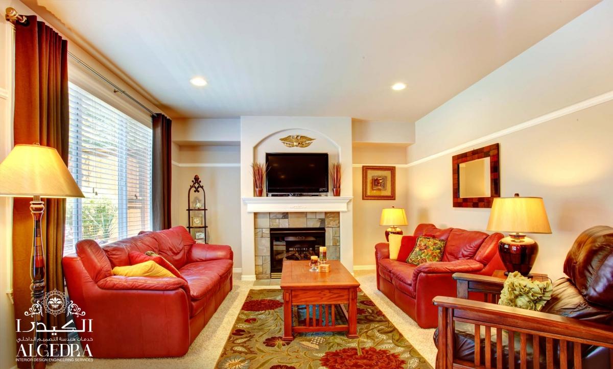 Oriental Living Room