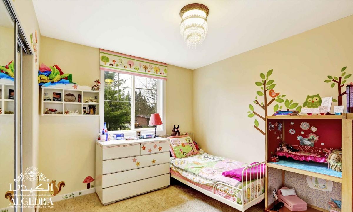 Creative Children's Bedroom