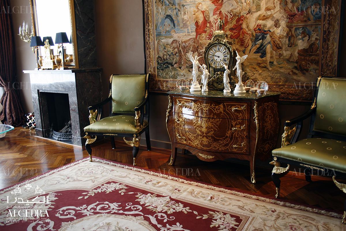 empire interior design