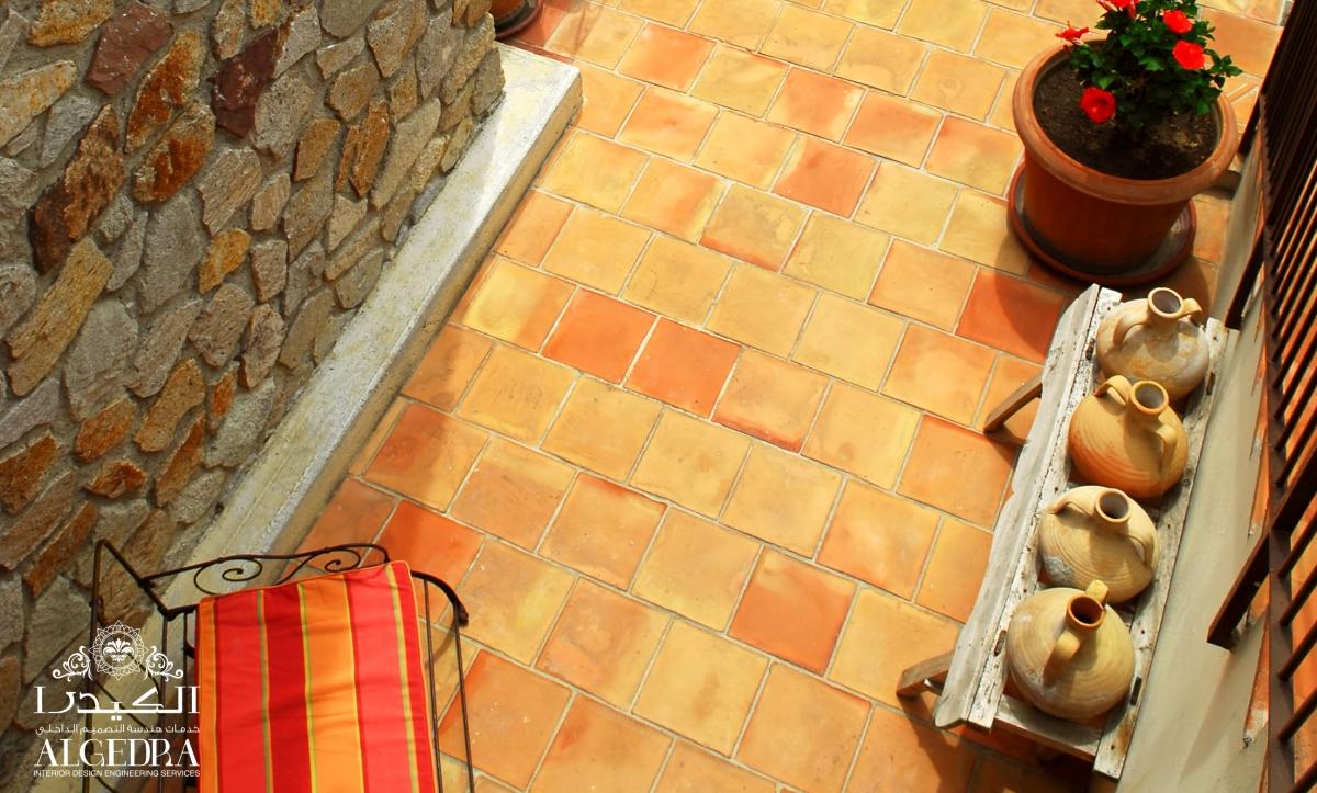 Greek floor Designs