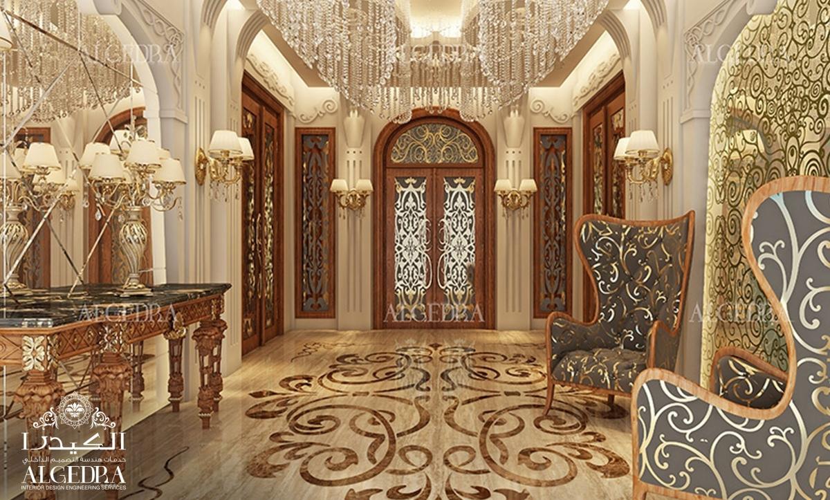 ALGEDRA Entrance Design