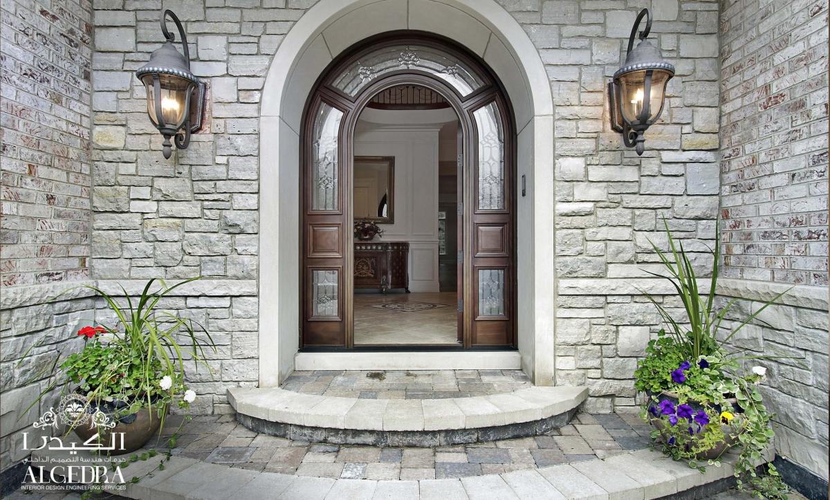 Elegant Entrance Design