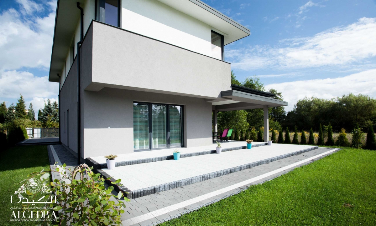 ALGEDRA Exterior Design